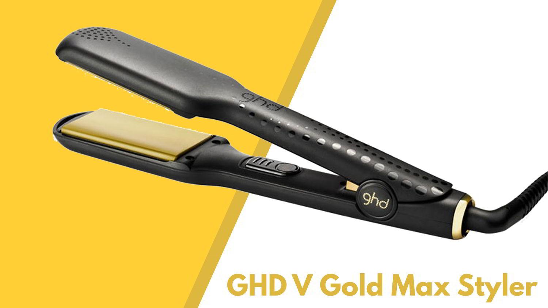 GHD V Gold Max Piastra capelli