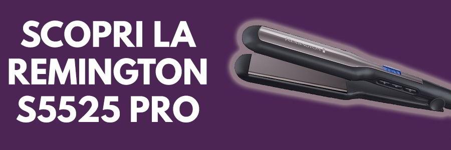 Remington S5525 pro banner