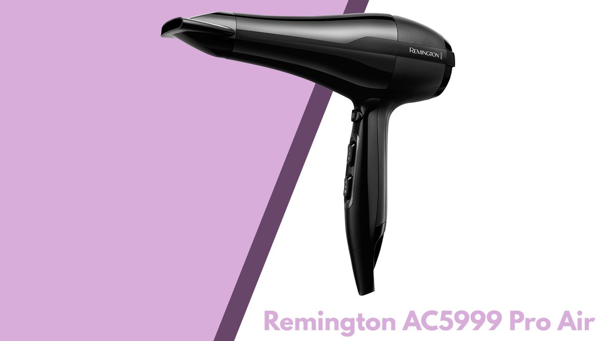Recensione asciugacapelli phon Remington AC5999 Pro air