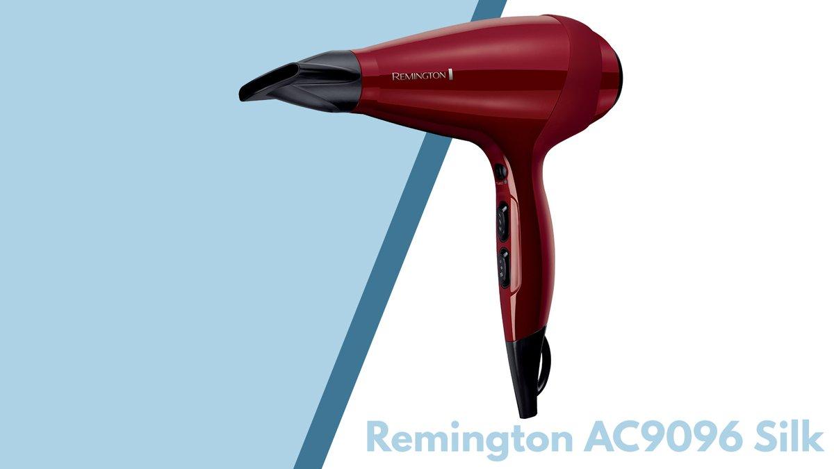 Recensione asciugacapelli phon Remington AC9096 Silk