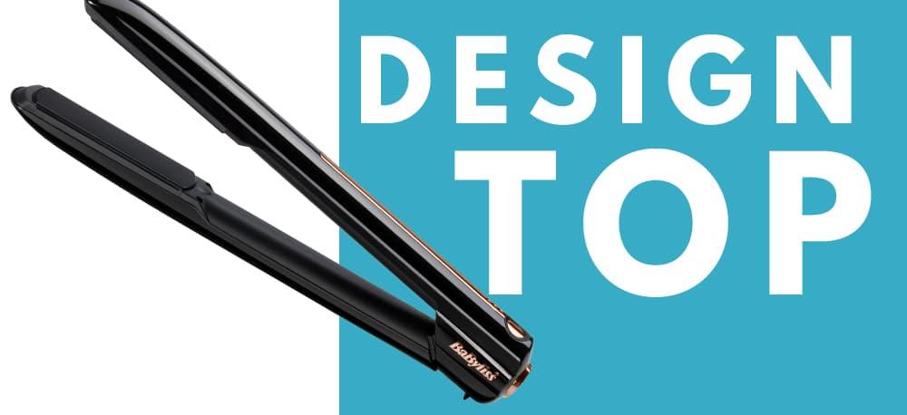 Aspetto design piastra BaByliss 9000