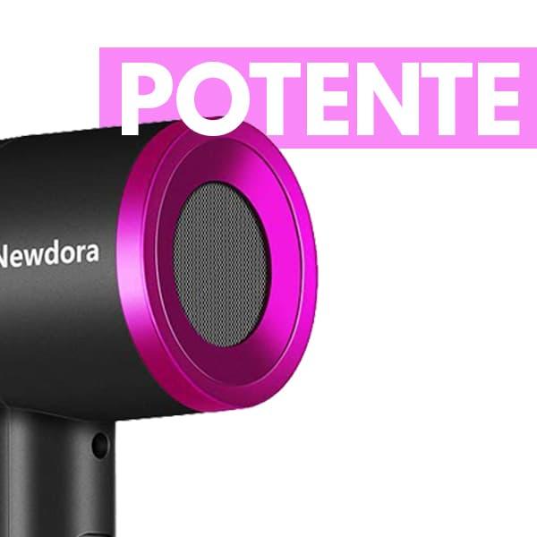 Particolare potenza Newdora asciugacapelli 1200 Watt