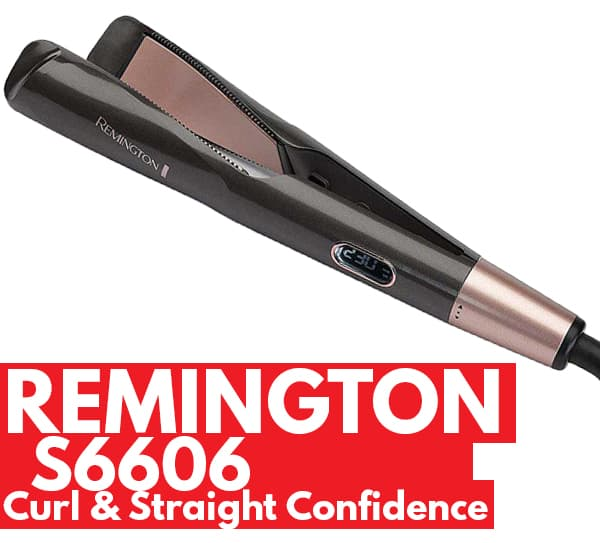 Remington S6606 Curl Straight Confidence recensione