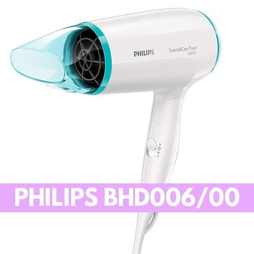 Asciugacapelli silenzioso Philips BHD006/00
