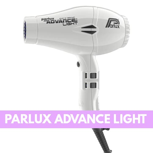 Phon agli ioni Parlux Advance Light