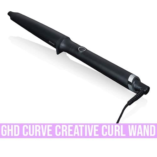 Arricciacapelli GHD Curve Creative Curl Wand